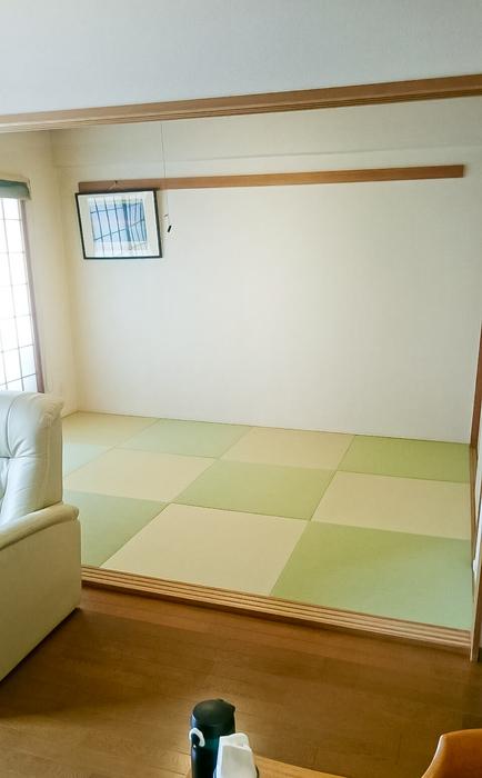 64・一般・銀白×若草